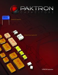 Download Paktron Capacitors Catalog