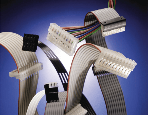 "MAS-CON® .156"" IDC Wire to Board Connector System"